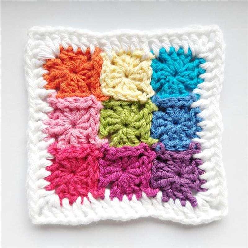 square quadrado colorido