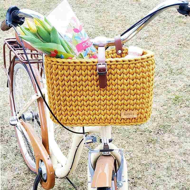 cesta para bicicleta