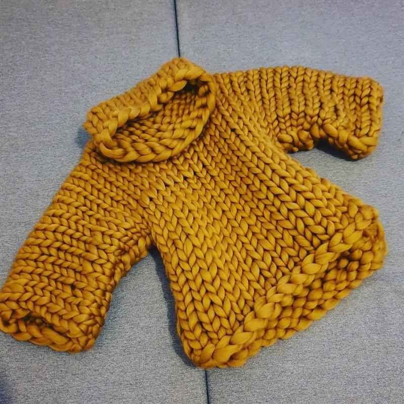 blusa infantil frio grosso