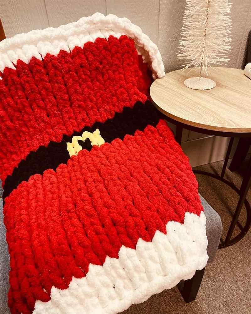maxi tricot de natal