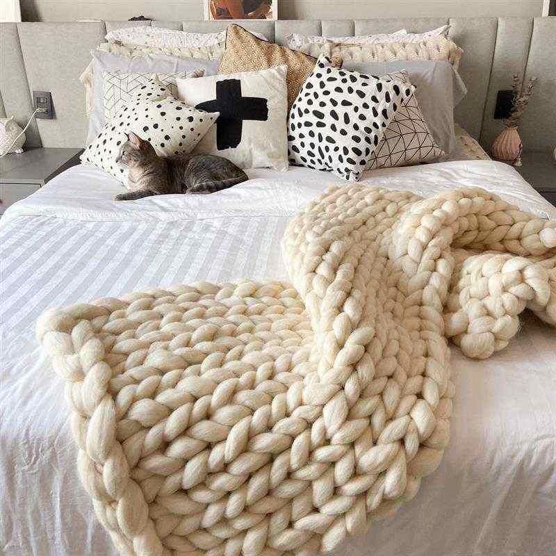 peseira maxi tricot