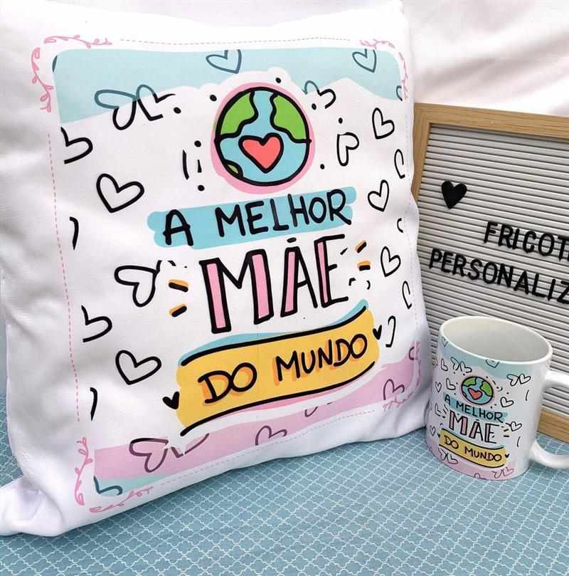 almofada personalizada