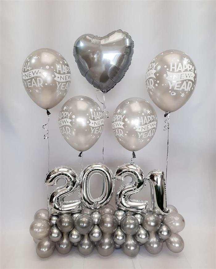 balões ano novo 2021