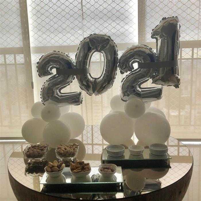 baloes metalicos ano novo 2021