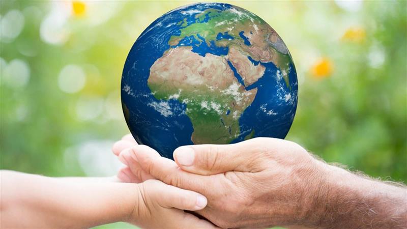 dia da terra na educação infantil