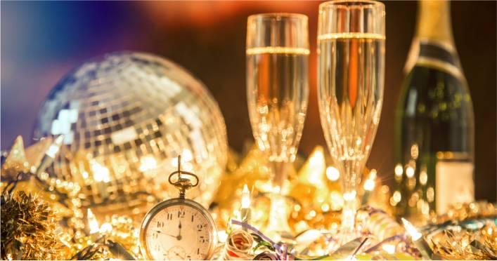 Decoração de Ano Novo 2022