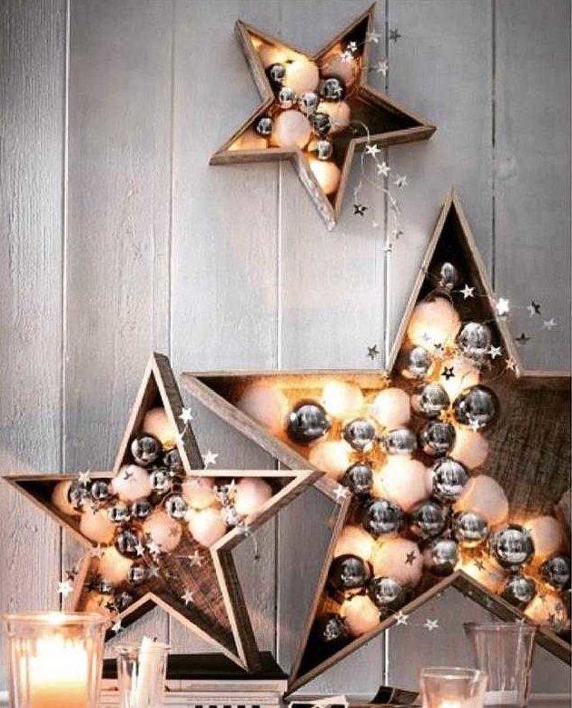 decoração de ano novo para sitio