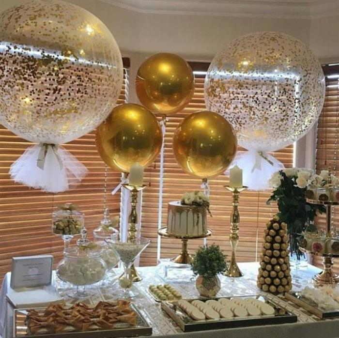 decoração de bolo pro ano novo