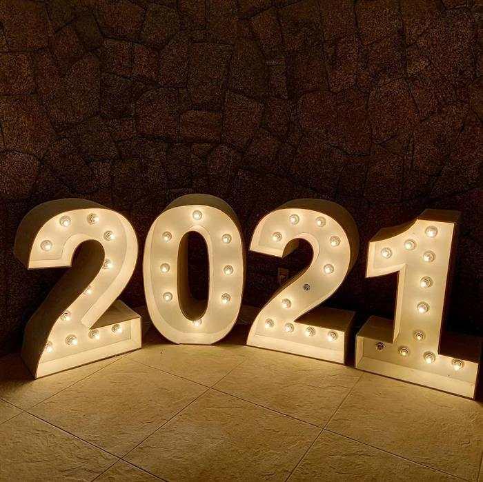 luminaria 2021 festa ano novo