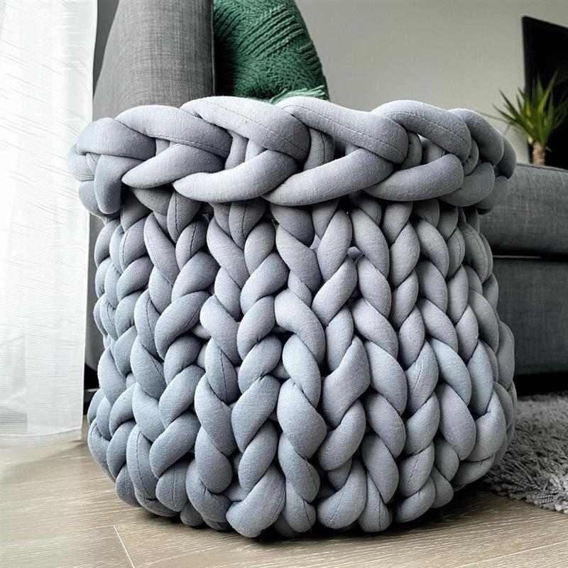 cesto maxi tricot