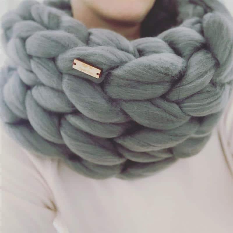 gola maxi tricot