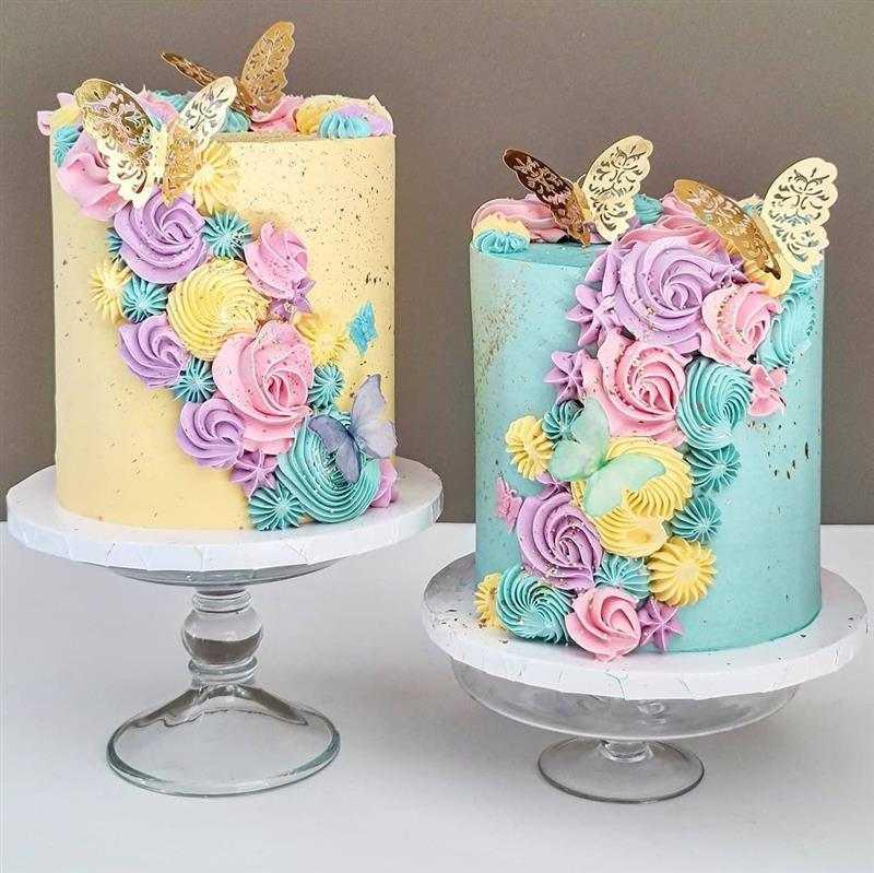 bolos altos