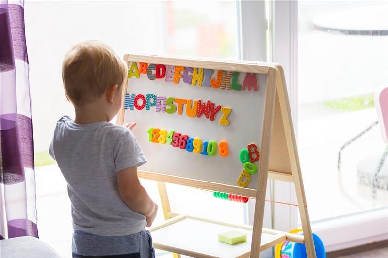 atividade de alfabetização