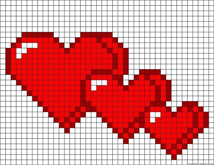 corações juntos