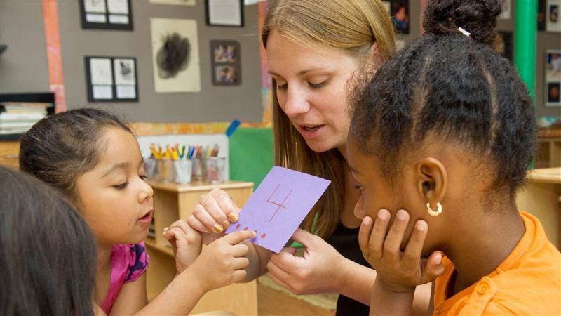 O que ensinar na Educação Infantil