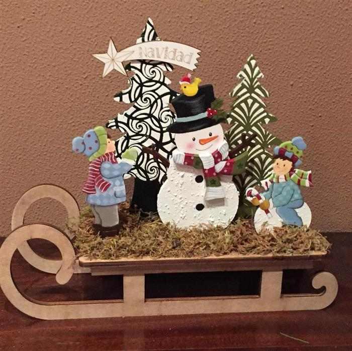 enfeite decoração de Natal 2021