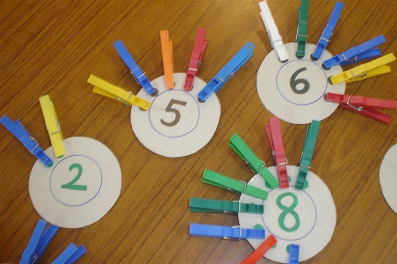 como ensinar matemática brincando
