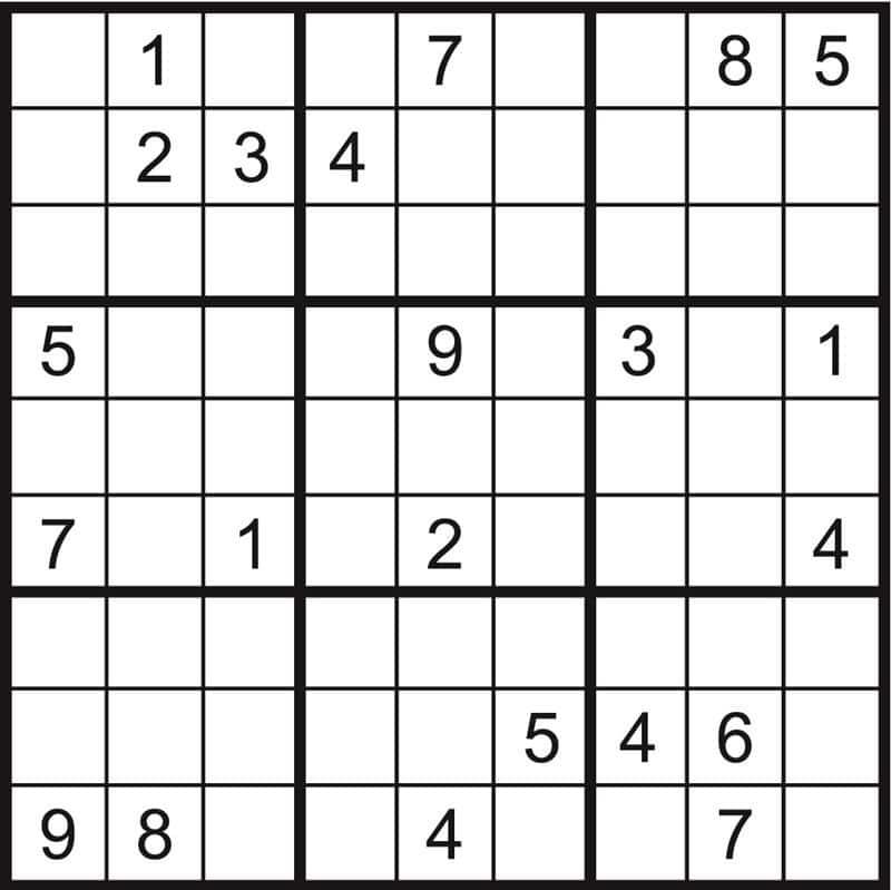Como resolver Sudoku
