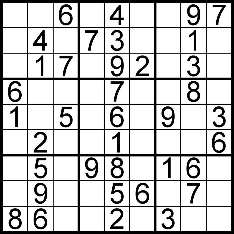 sudoku para imprimir facil
