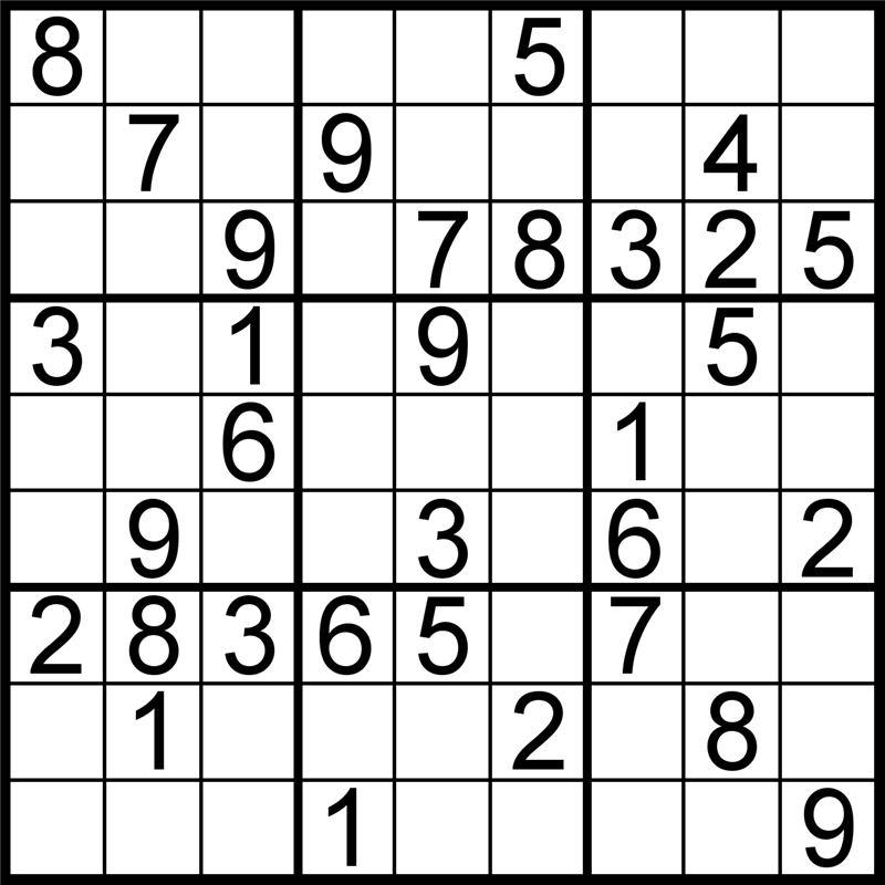 modelos de sudoku para imprimir