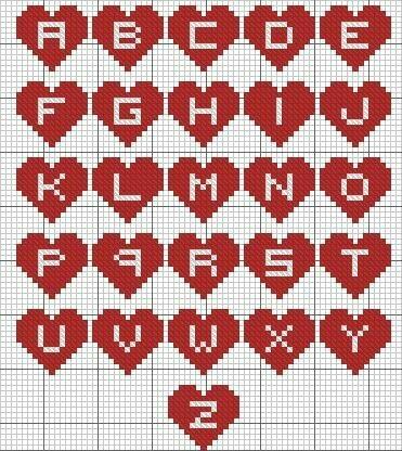 Monograma de coração