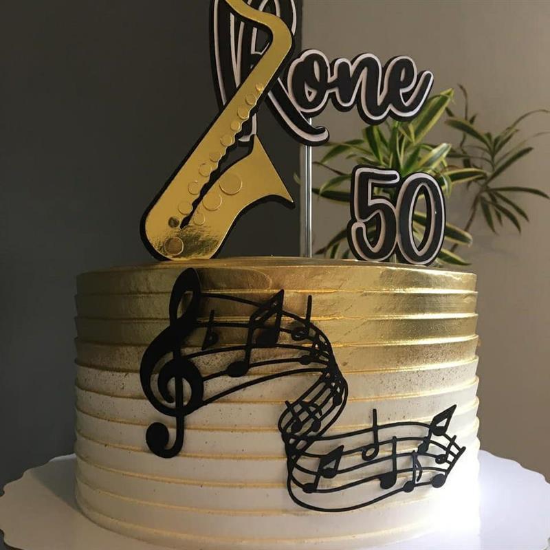 bolo saxofone e musica
