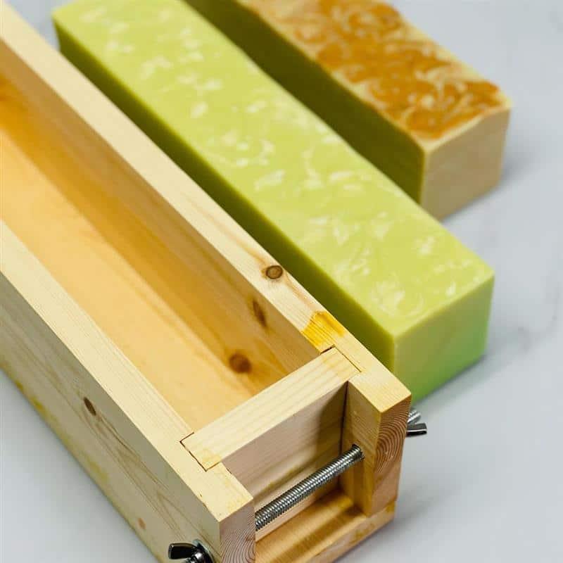tipos de formas para sabonete artesanal