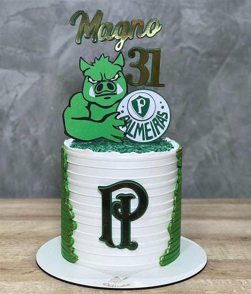 bolo do palmeiras 31 anos