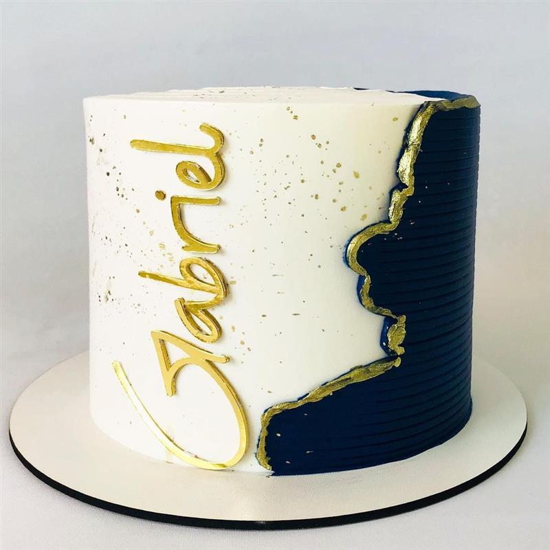 bolo de aniversario masculino