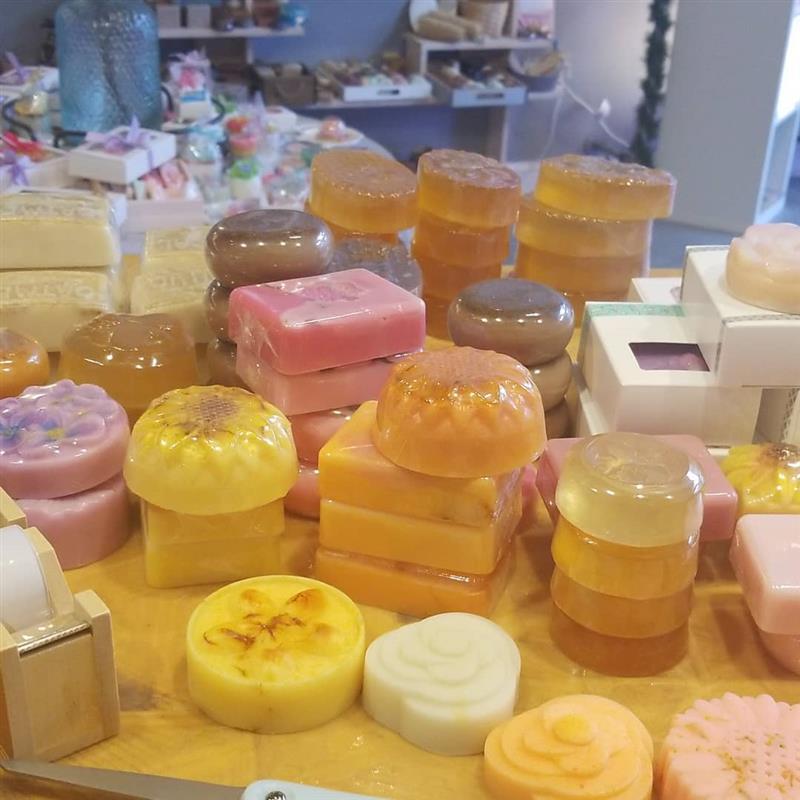 formas para sabonete artesanal