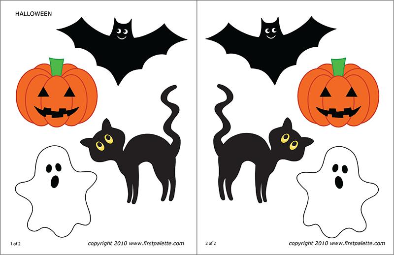 desenhos de halloween