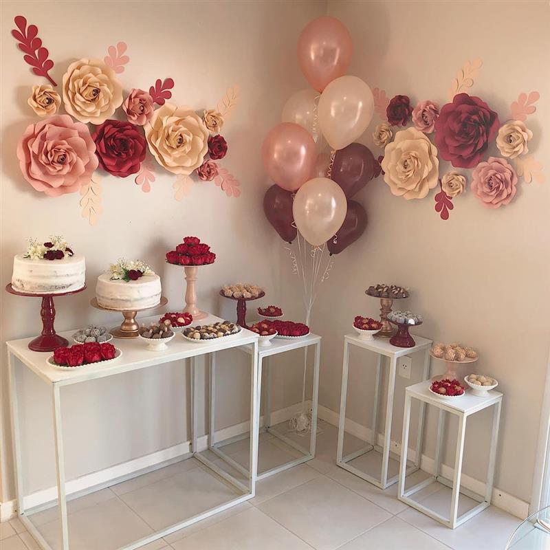 ornamentação simples de aniversario