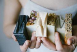 formas para sabonetes