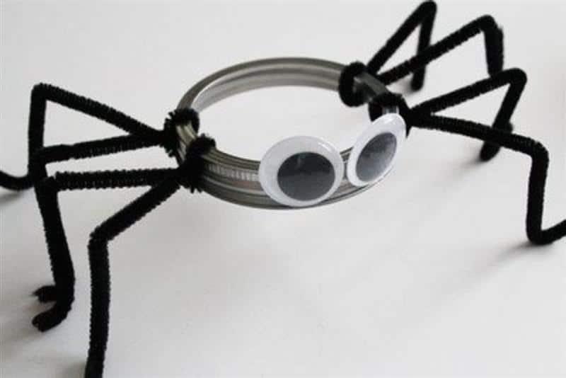 Aranha assustadora