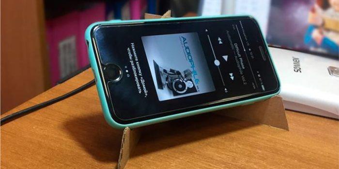suporte de celular feito em casa passo a passo