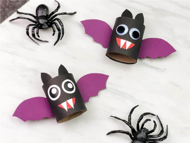Morcegos de papel