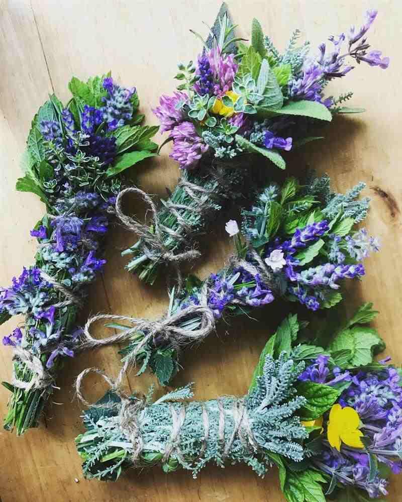 como fazer incenso de ervas naturais