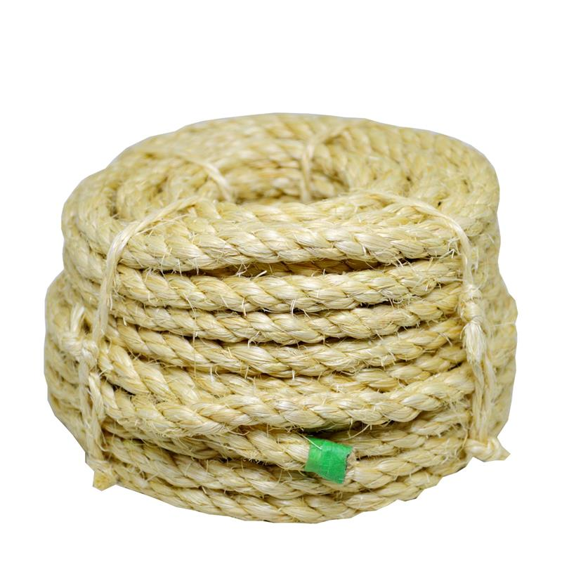 Corda de sisal torcida