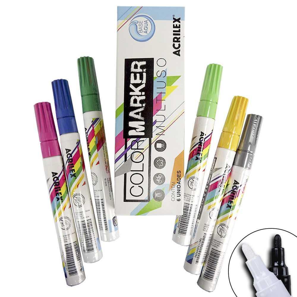Color Marker Acrilex
