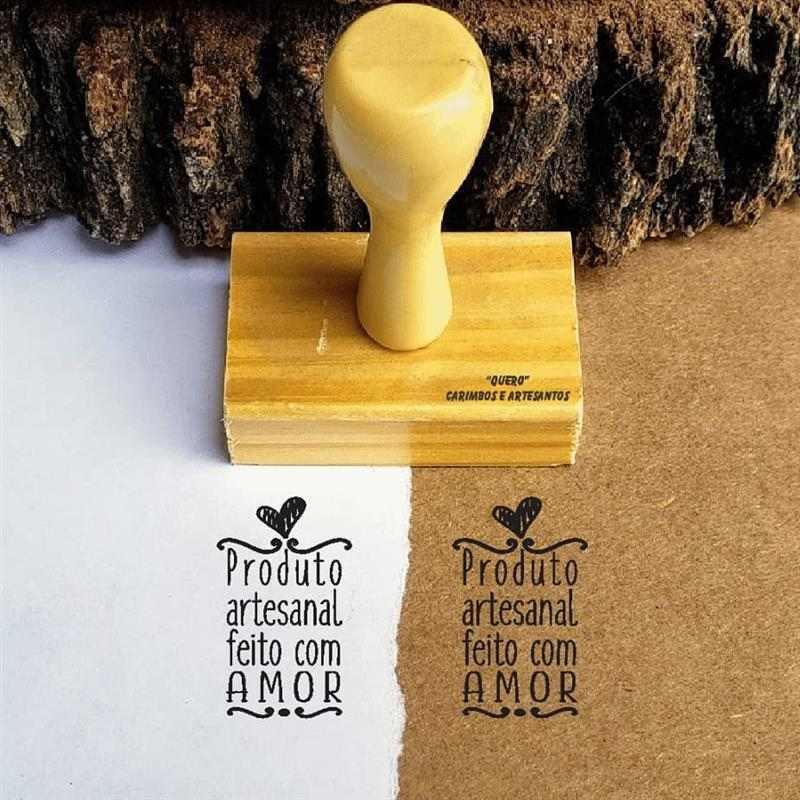 Como fazer carimbos para artesanato