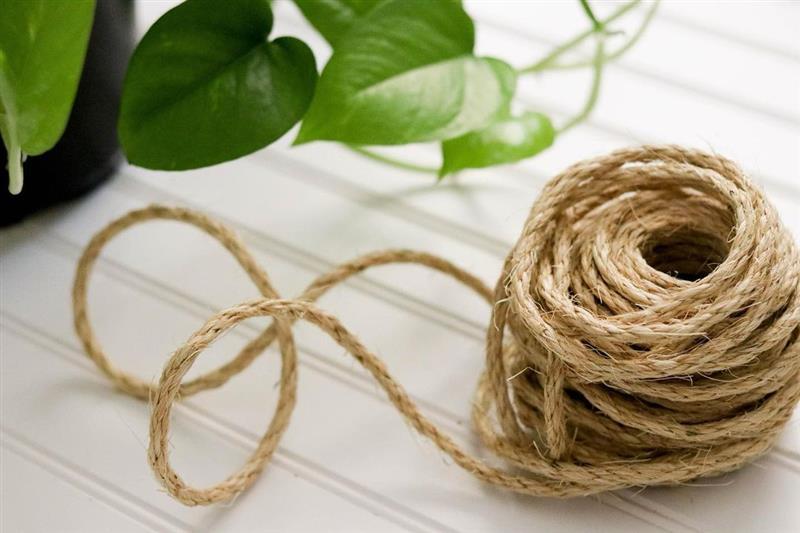 Onde comprar corda de sisal para artesanato