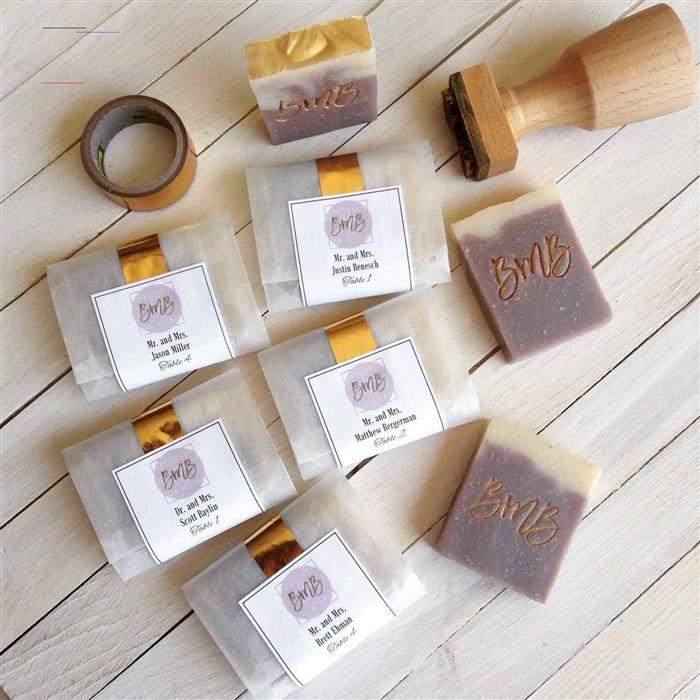 embalagem para sabonete artesanal em barra