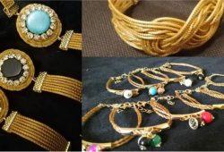 ideias de artesanatos com capim dourado