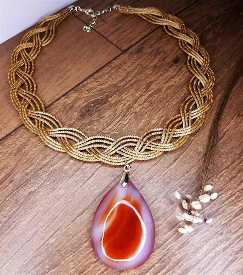 colar artesanal