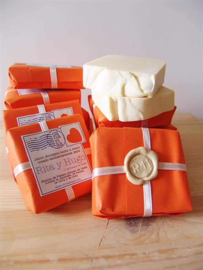 embalagem para sabonete artesanal lembrancinhas