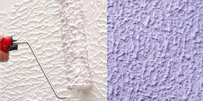 imagens de textura rolada