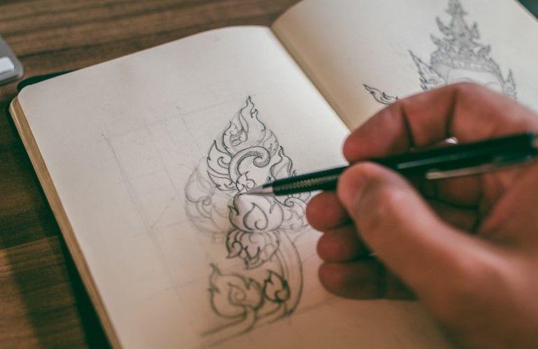 ideias de Sketchbook