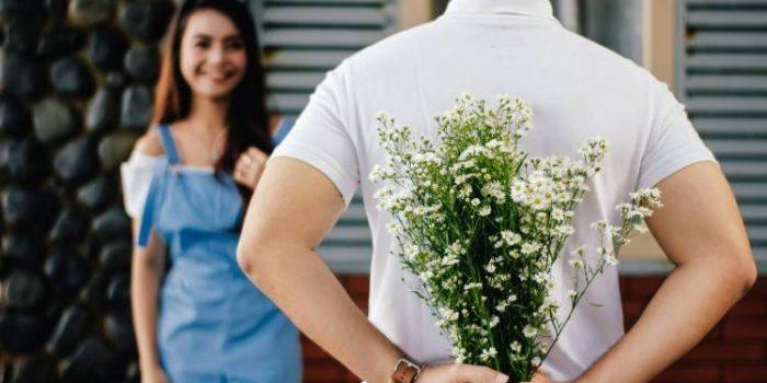 Surpresa para namorado simples e rápida