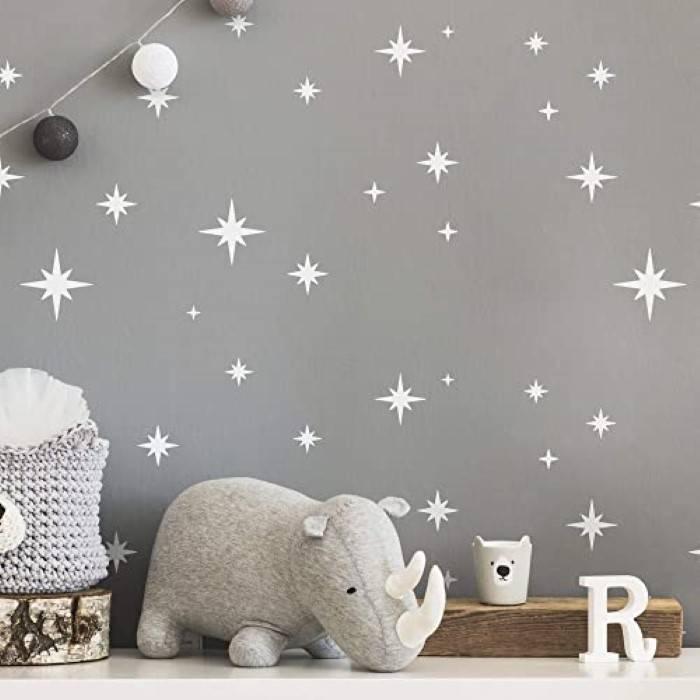 stencil formato estrela