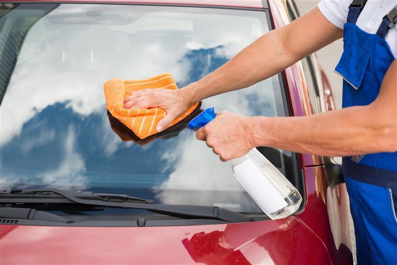 limpa vidro caseiro para carros